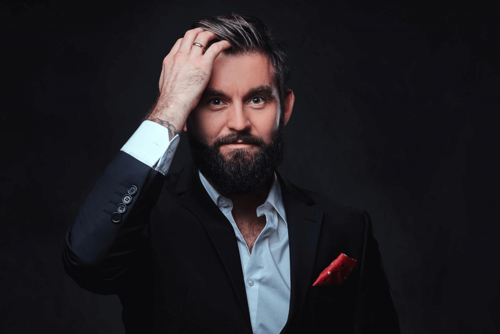 How To Grow Hair Faster Men